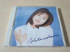 酒井法子CD「ウォーターカラーWatercolour」碧いうさぎ 廃盤●