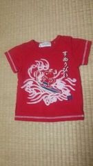 ★子供服 スヌーピー 半袖Tシャツ サイズ90●