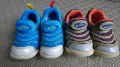子供靴2点セット☆ナイキ/ダイナモフリー/キッズシューズ/16cm