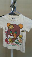 グラグラ 5 キティコラボ ティシャツ