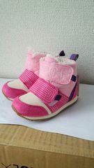 新品!15�pピンクのブーツ!!