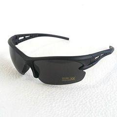 390円SALE★人気スポーツサングラス UV400 黒