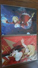 Fate/EXTRA Last  Encoreクリアファイル二枚セット新品