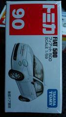 トミカ旧90  FIAT フィアット500  未開封 新品 販売終了品