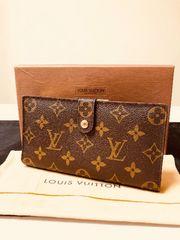 1円 ◆正規品◆ 極美品 ルイヴィトン モノグラム 長財布 箱付属