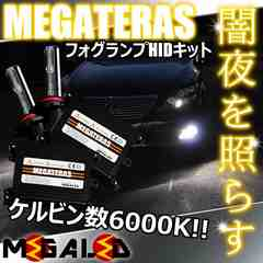 mLED】レクサスGS450h前期後期/フォグランプHIDキット/HB4/6000K