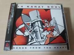 14カラット・ソウルCD「SONGS FROM THE HEART」14 Karat Soul●