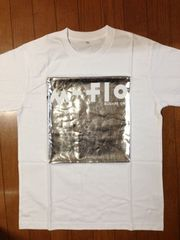m-flo「SQUQRE ONE」LIVE購入 レア Tシャツ(白)