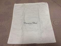 確実正規品クリスチャンディオールChristian Dior保存袋