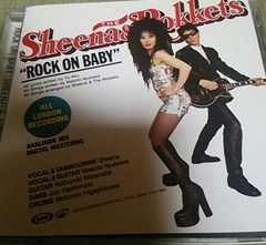 CD SHEENA&THE ROKKETS ROCK ON BABY シーナ&ザ.ロケッツ シナロケ