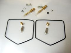 (57)GPZ250キャブオーバーホール部品