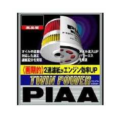 PIAAオイルフィルター 【ツインパワー】 トヨタ車用 Z12