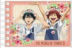 テニスの王子様◆A7リングメモ◆リョーマ*金太郎
