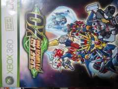 レイズナー参戦!XBOX360「スーパーロボット大戦XO」