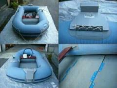 アキレス bf-220 ゴムボート ジャンク
