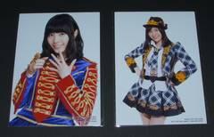 AKB48 通常盤CD封入写真2枚セット 松井珠理奈