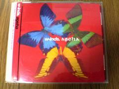 ウインズw-inds. CD アゲハageha