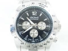 5609/クラブフィッチ2カッコイイ三つ目メンズ腕時計超格安出品★お洒落