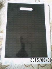 Q-POT・板チョコ柄ギフトバッグ&ブランドロゴギフトシール
