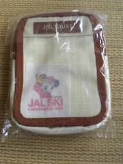 JALオリジナルチケットホルダー。