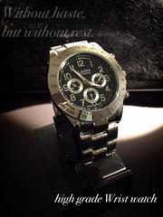 ROREXモデル/ロレックス/デイトナTYPE/Claudia回転ベゼル腕時計