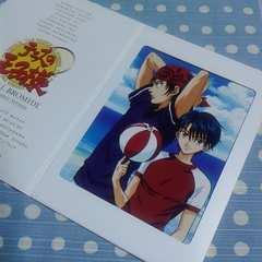 テニスの王子様スペシャルブロマイドPart.2 *Summer*【越前リョーマ・海堂薫】