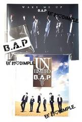 B.A.P★JP 2nd Album''UNLIMITED''Type-A/CD+DVD♪オマケ:CD&名札付