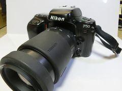 ニコン NIKON F50 レンズ付
