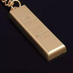 ◆ゴールド インゴット ネックレス 25グラム 新品 送料無料