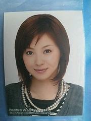 ソフトキーホルダー付属トレカサイズ写真 2006.11.2/松浦亜弥