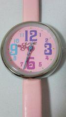 腕時計 ファッション 時計 No1 ピンク