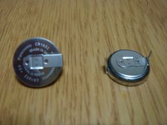 ダイハツ/トヨタ ノア ラウム コルサ キーレス電池 CR1632