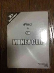411特典 MONEY CLIP