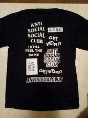 アンチソーシャルソーシャルクラブ  メンズ半袖Tシャツ L