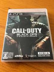 PS3CALLofDUTYBLACKOPS コール オブ デューティ ブラックオプス