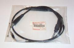 カワサキ KDX200SR (KDX200G) アクセル・ワイヤー 絶版新品