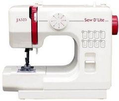新品★ジャノメコンパクト電動ミシン sewD`Lite/JA525