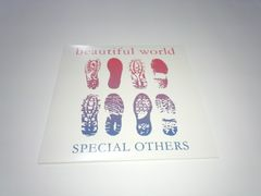 SPECIAL OTHERS/beautiful world/非売品/CD/希少