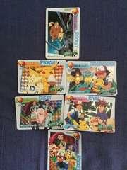 ポケットモンスターアニメコレクション4   ::   40セット