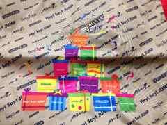 ジャニーズWorld2012 トートバッグHey!Say!JUMP sexyzone a.b.c.