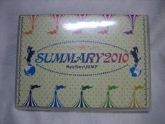SUMMARY 2010 Hey!Say!JUMP DVD