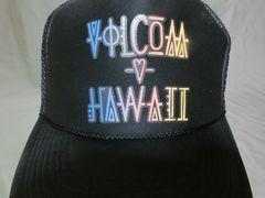激レアUSA購入【VOLCOM】GIVEBACK SERIES ALOHAメッシュCAP