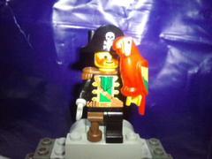 LEGOロジャー船長1990年代製Aランク