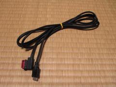 ☆カロッツェリア FOMA用 携帯電話接続ケーブル(CD-H15) 動確未