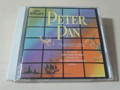 CD「ピーターパン」ディズニー 英語歌●