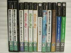 PSP ソフト12本セット スーパーロボット大戦 まどか☆マギカ