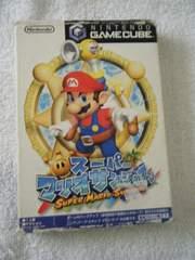 スーパーマリオサンシャイン(ゲームキューブ用ソフト)