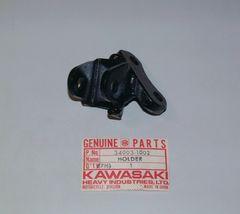 カワサキ KL250 KL250A ステップホルダー右 絶版新品