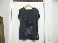 KariAng/プリント半袖Tシャツ