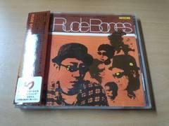 ルードボーンズCD「RUDE BONES」ステッカー付き●